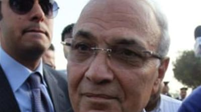 Ahmed Shafiq was the last prime minister under autocratic president Hosni Mubarak [AFP]