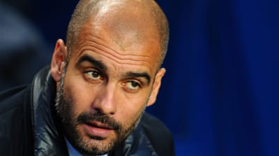Guardiola steps down as Barca manager