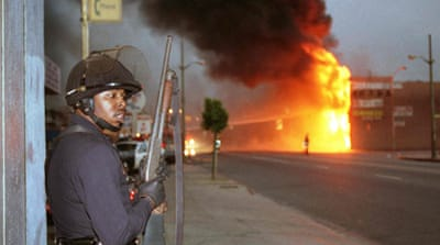 What has changed since the LA riots?