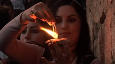 Yazidi celebrate New Year in Iraq