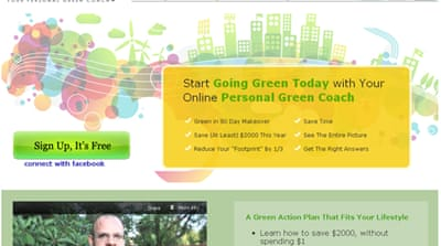 Site of Sustainability: Going Green Today