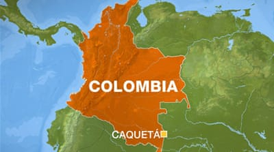 Colombia soldiers killed fighting FARC rebels