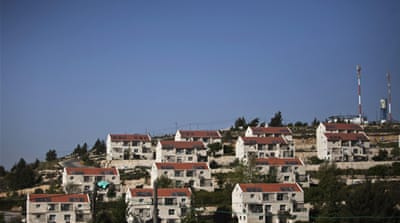 Ban Ki-moon warned that Israel's new settlement plans threaten the viability of Palestinian statehood [EPA]
