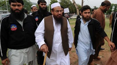 Hafiz Saeed rejects US terrorism accusations