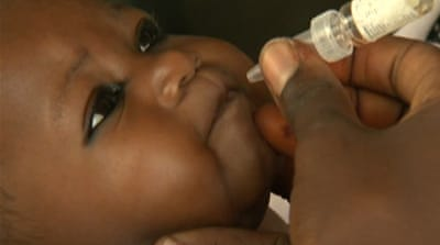 UN targets Nigeria in polio eradication push