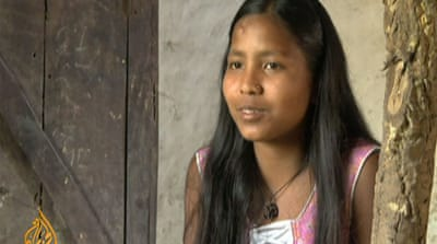 Nepal's landmine victims left in lurch