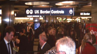 Fears over Heathrow chaos before Olympics