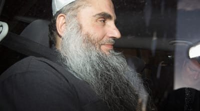 The UK has been attempting to extradite Abu Qatada to Jordan for several years [EPA]