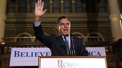 Romney sweeps US Republican primaries