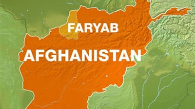 Deaths in northern Afghanistan suicide blast