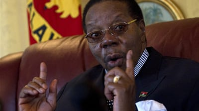 Malawi president 'in critical condition'