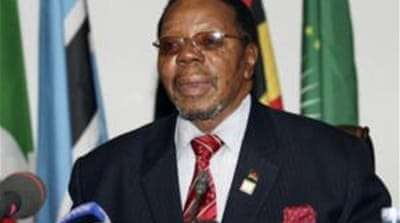Bingu wa Mutharika presided over a boom-and-bust period for Malawi [Reuters]