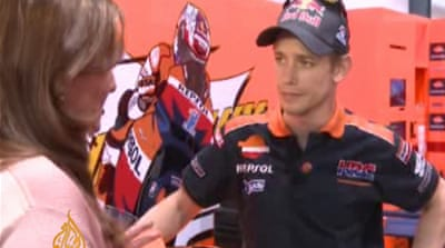 MotoGP champion Stoner confident in Qatar
