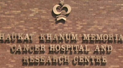 Pakistanis struggle for cancer treatment