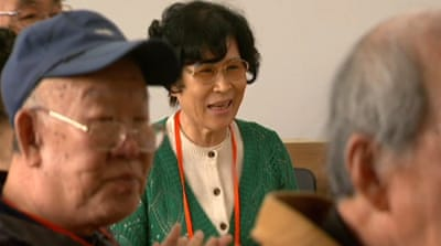 South Korea's 'war on dementia'