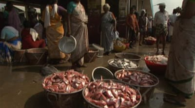 India fishermen call for water policies