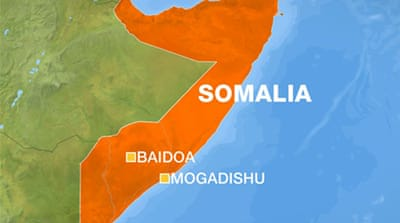 Deadly blast rocks south Somalia city