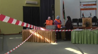 Libyans register for landmark elections