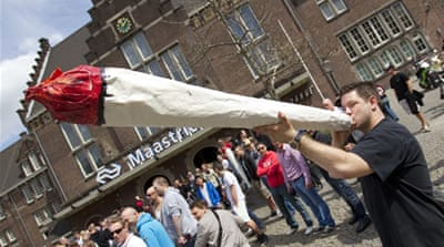 "The legislation rolls back the Netherlands' traditionally lax policies by clamping down on the millions of ""drug tourists"" [Reuters]"