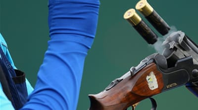 India's shooters target Olympic organisers