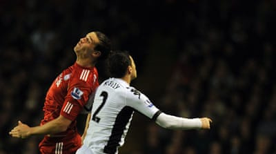 Fulham subject Liverpool to home defeat