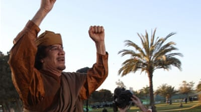 "Al Jazeera's Hoda Hamid reports from Libya on the ""two faces of Gaddafi"""