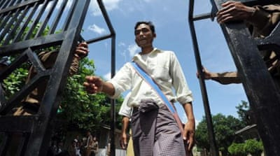 Myanmar, the death sentence and the rule of law