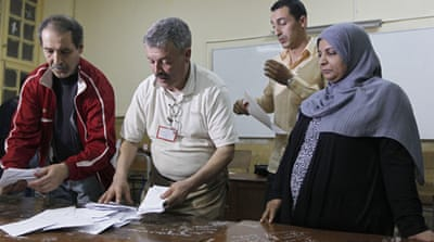 Algeria's election was a fraud