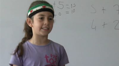 Turkey funds school for Syrian refugees