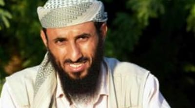 Al-Qaeda in the Arabian Peninsula's leader, Nasser al-Wahaishi, was a former aide to Osama bin Laden [EPA]