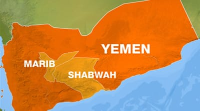 'Al-Qaeda fighters' killed in Yemen attacks