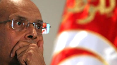 Moncef Marzouki: Tunisia at the crossroads