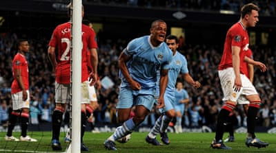In Pictures: Manchester City's road to glory