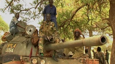 Sudan fighting sparks border tension