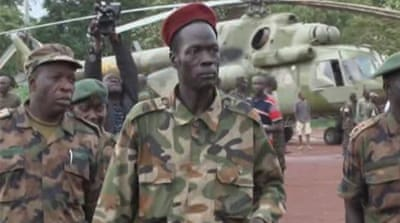 Ugandan forces capture key Kony ally