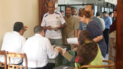 Egypt's expats vote for president