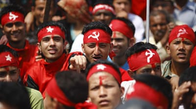Nepal's unfinished revolution