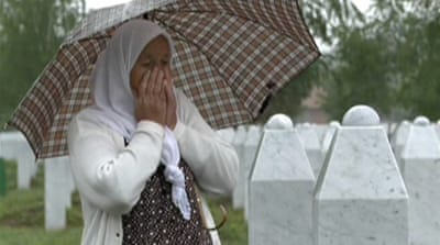 Srebrenica mothers remember 1995 massacre