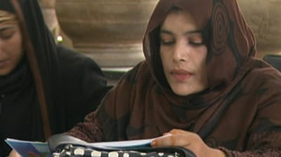 Afghan women reclaim voice through poetry