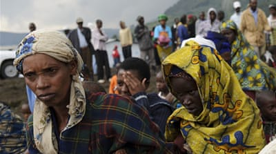 In Pictures: DR Congo crisis