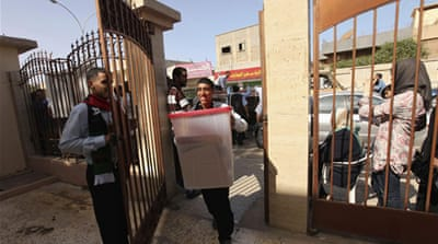 Libyans cast ballots in Benghazi elections