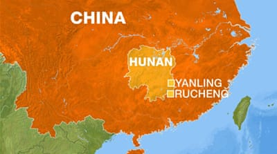 Tunnel blast kills China construction workers