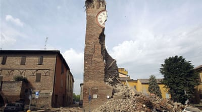 Deadly earthquake rocks northern Italy
