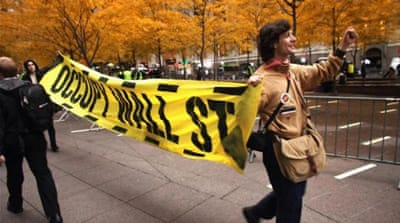 What happened to the Occupy movement?