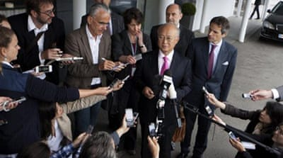 IAEA reports progress in Iran nuclear talks