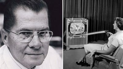 Inventor of wireless TV remote dies