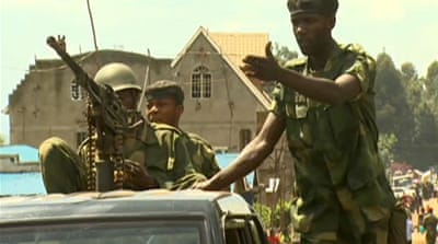 DR Congo split over conflict solution