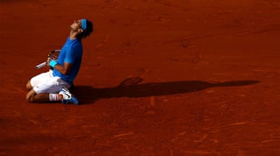 In Pictures: French Open favourites