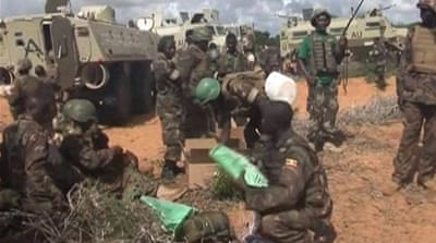 Somalia forces rein in al-Shabab