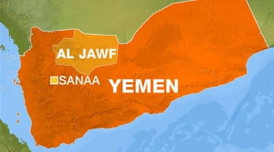Deaths in clashes in northern Yemen
